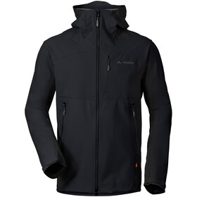 VAUDE Roccia Softshell Hoody Men black uni
